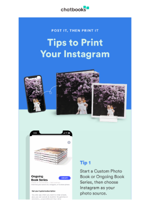 🤳 Tips to Print Your Instagram