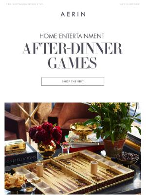 AERIN LLC - After-Dinner Games
