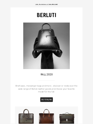 Berluti - Looking for a new briefcase?