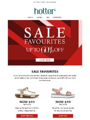 Shop Our Biggest Sale Savings!