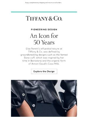 Tiffany & Co. - Elsa Peretti's Pioneering Design