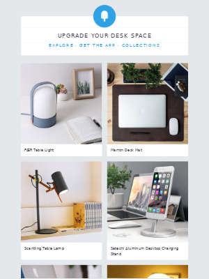 Upgrade Your Desk Space