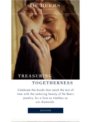 De Beers - Treasuring togetherness
