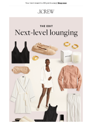 J.Crew Factory - Our favorite forms of self-care...