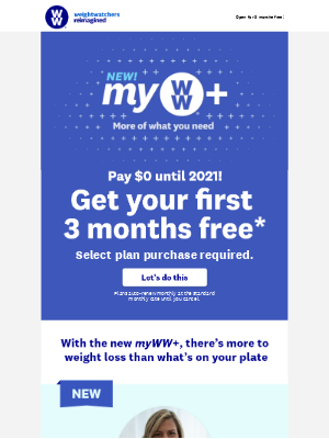 Weight Watchers - Lose weight with the ⭐NEW⭐ myWW+