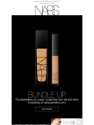 NARS Cosmetics - More NARS for less. Shop exclusive sets.