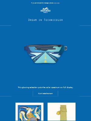Dream in Technicolor