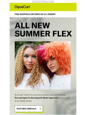 DevaCurl - New arrivals to update your routine →