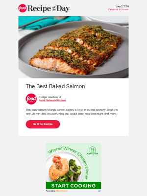 The Best Baked Salmon