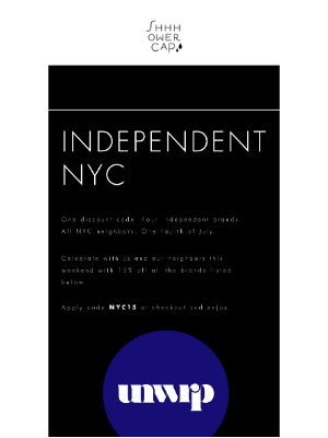 INDEPENDENT NYC