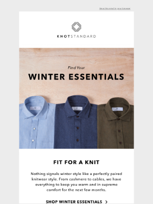 Knot Standard - The Fundamentals of Winter