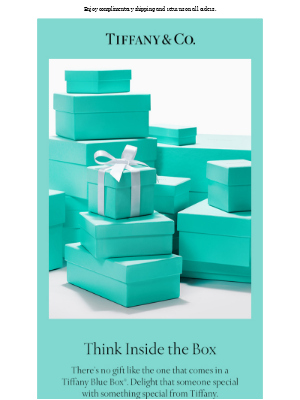 The Perfect Gift from Tiffany…