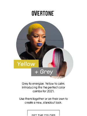 oVertone - And the hottest shades of 2021 are...