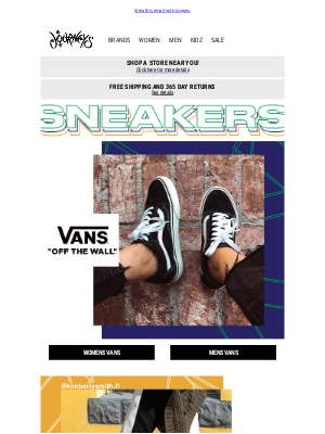 Journeys - Sneakers of the year 🏆
