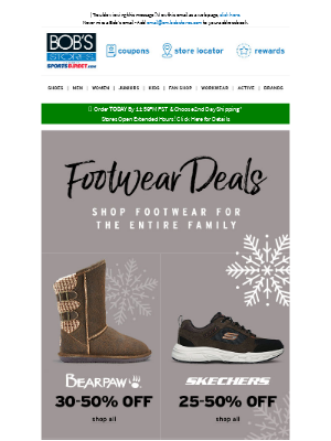 Eastern Mountain Sports - ⏳ Last Minute Footwear Deals - Up to 60% OFF