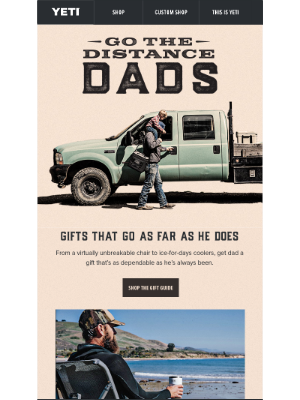 Gifts for Go-The-Distance Dads