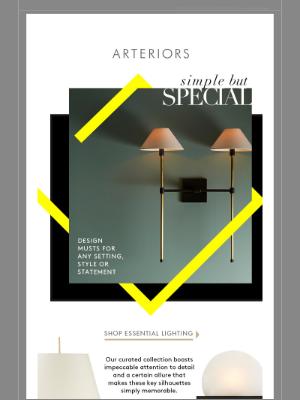Arteriors Home - Bold, Basic and Beautiful