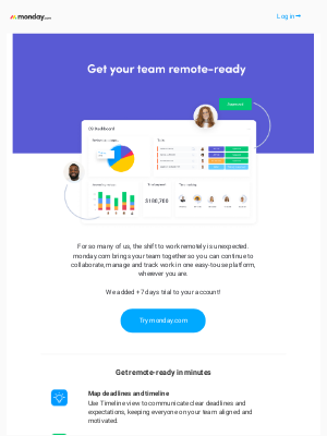 Working from home? Get your team ready