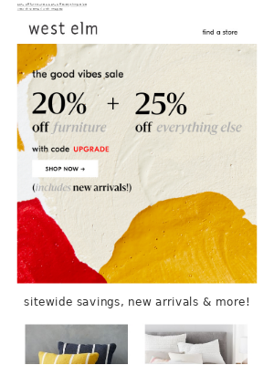 SITEWIDE savings THIS way ➡️➡️