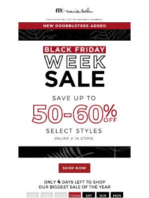 Travis Mathew - 50% - 60% Off Doorbusters & Black Friday Deals!