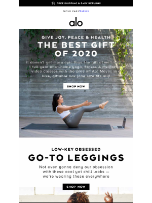 Alo Yoga - This Gift Is LIFE-CHANGING 🧘🧘