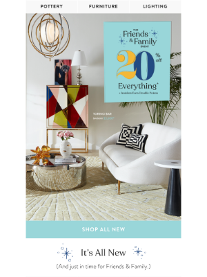 Jonathan Adler - 20% Off Everything New