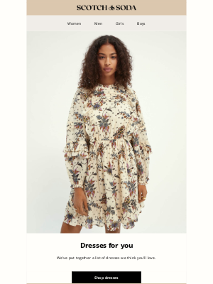 Scotch & Soda - Selected for you: dresses