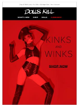 Prepare 4 Total Domination 🖤Shop Kinks N' Winks
