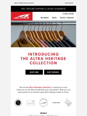 Altra Running - All New Apparel