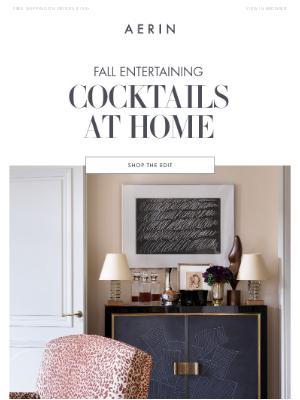 AERIN LLC - Home Comforts