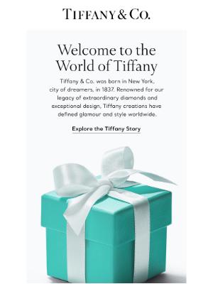 Tiffany & Co. - Welcome to Tiffany