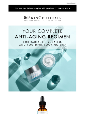 SkinCeuticals - Radiant, Hydrated, And Youthful-Looking Skin