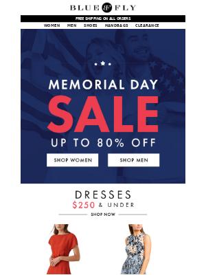 💥Ladies and Gentlemen! Get YOUR sales for Memorial Day Weekend! 💥