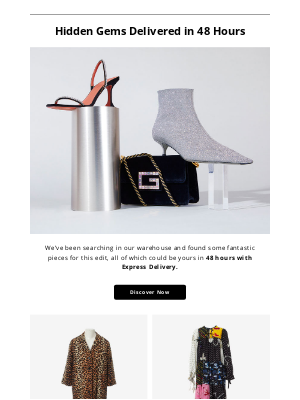 Vestiaire Collective - Want something special and want it fast?