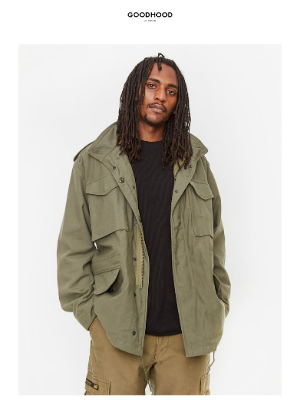 The Goodhood Store - 9 transitional jackets to buy now...