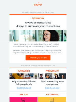 4 ways to automate your networking