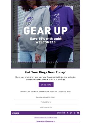Sacramento Kings - Proud Looks Good on Everybody 🧢 💜
