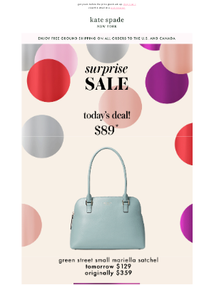 Kate Spade New York - this $89 satchel adds instant polish 💅