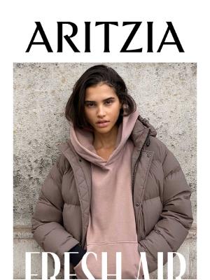 Aritzia (CA) - Going somewhere?