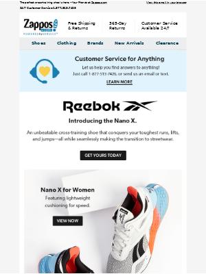 Reebok Nano X: Demolish Your Workouts