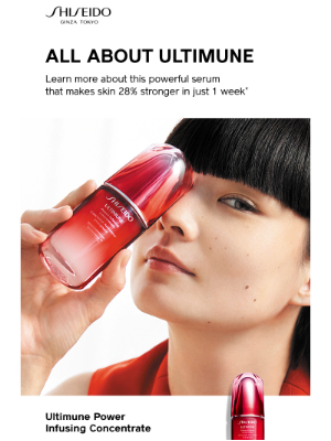 Shiseido - Your Ultimune Questions, Answered