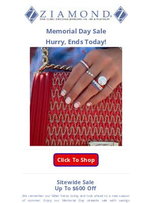 Ziamond - ⭐Memorial Day Sale Ending⭐