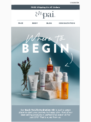 NEW: Your Full Pai Routine For $70
