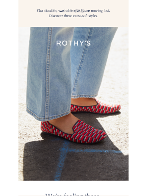 Peek inside for comfy shoes 👉
