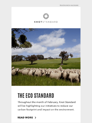 Knot Standard - Loro Piana ING. | Sustainable Excellence
