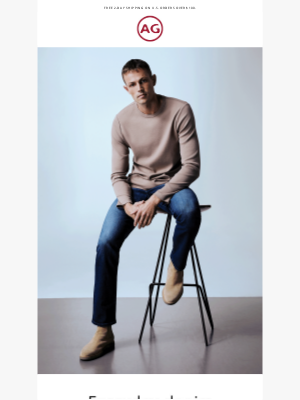 AG Jeans - New in Denim!