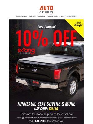 AutoAnything - [New Exclusive] Save 20% on All CalTrend Custom Seat Covers