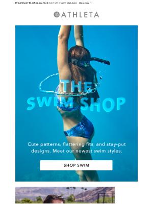 Athleta - Now Open: This Swimwear Is at Athleta