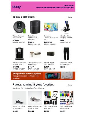 eBay - Incredible deals, guaranteed