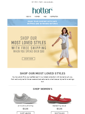 Shop Our Most Loved Styles
